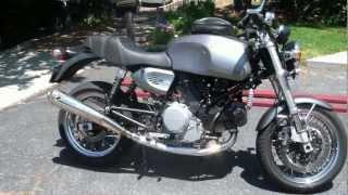 Ducati Sport Classic GT 1000 Motorcycle