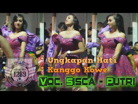 New ROGO SAMBOYO PUTRO Lagu Ungkapan Hati & Kanggo Kowe Voc Sisca & Putri