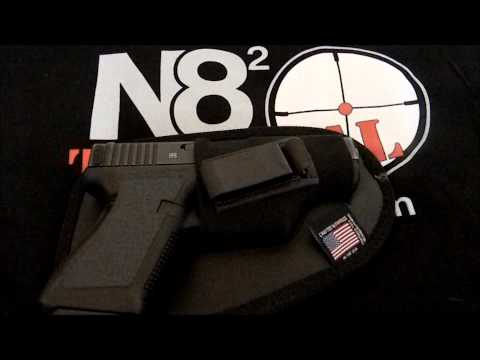 N82 Tactical IWB Holster Review