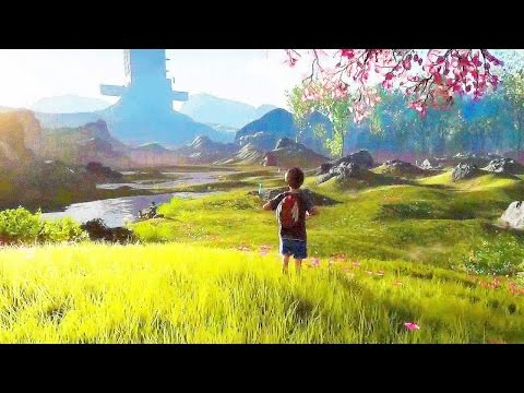 SEASONS OF HEAVEN Official Trailer (Nintendo Switch)