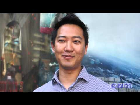 Interview with George Shaw (2013 LA Asian Pacific Film Festival)
