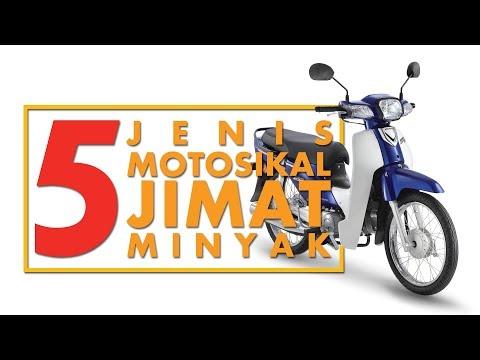 5 Jenis Motosikal Jimat Minyak [UPDATE HARGA MINYAK]