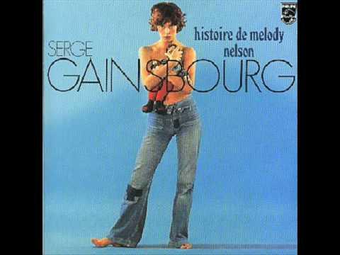 Serge Gainsbourg - Ballade De Melody Nelson