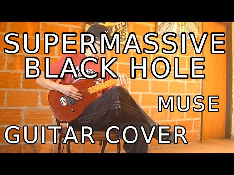 Supermassive black hole - Cover [Muse]