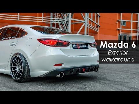 Mazda 6 SkyActiv Sport by MV-TUNING -  Exterior walkaround