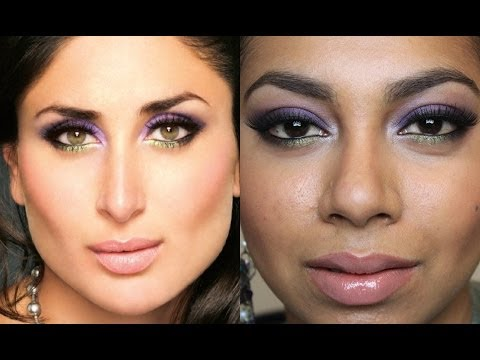 Kareena Kapoor Inspired Makeup Ft NYX Versus Palette