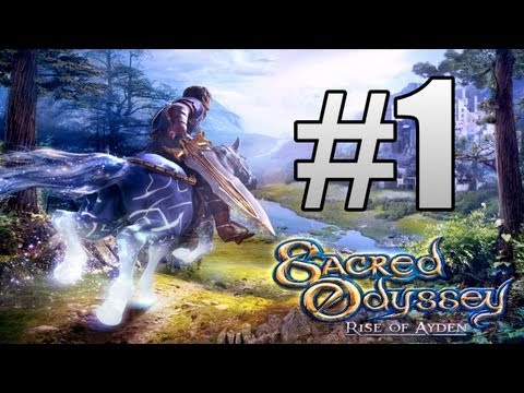 Let's Play Sacred Odyssey: Rise of Ayden - Part 1: Back From The Past