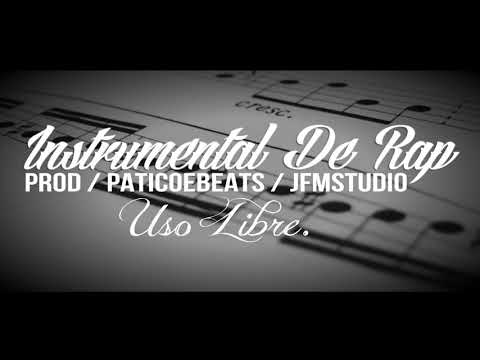Beat De Rap Romantico Desamor ( Sample Guitarra Acustic ) - PaticoeBeats USO LIBRE