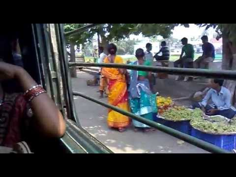 Mumbai Local Train Leaved The Platfrom video