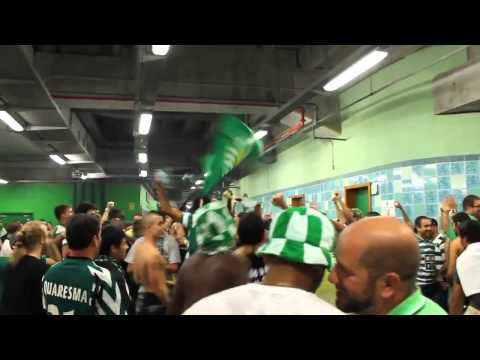 Craziest, Most Amazing FANS in the WORLD: SPORTING CLUBE DE PORTUGAL