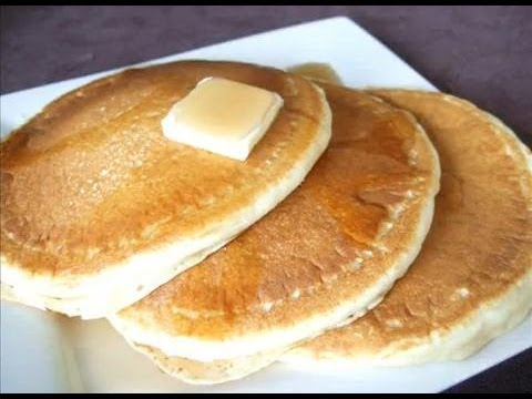 Perfect Buttermilk Pancakes - from scratch