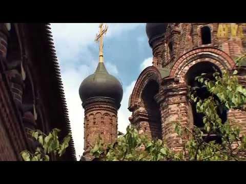 Пешком...Москва храмовая HD