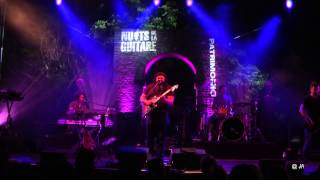 Johnny GALLAGHER Live Peace of mind Patrimonio 2013