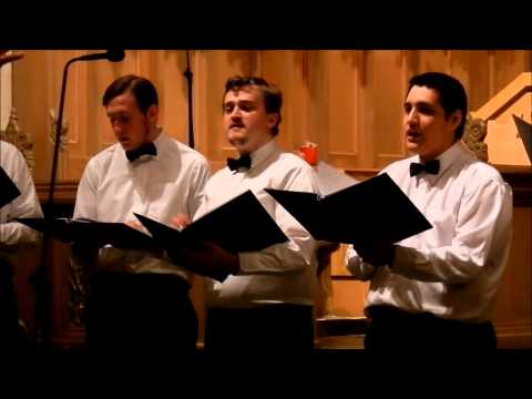 Black Hawk College Chamber Singers - Somewhere Out There