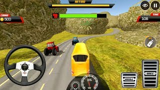 Euro Bus Racing Hill Mountain Climb 2018 - Android Gameplay FHD