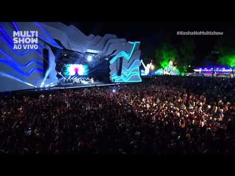Kesha Live Festival de Verão de Salvador 2015 Parte 1