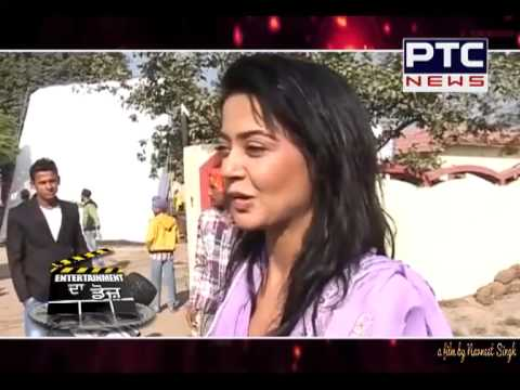 Punjabi film SINGH V. KAUR ON LOCATION Exclusive Coverage