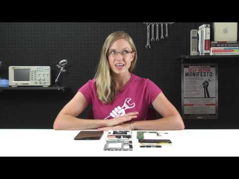 Nexus 7 Teardown Review