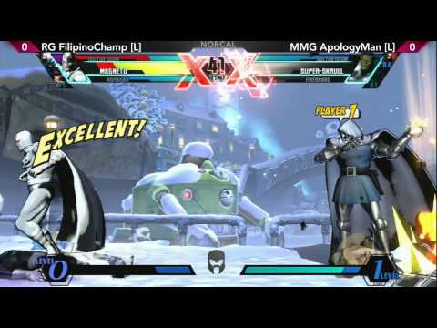 UMvC 3 Curleh Mustache NORCAL - Part 32 - Grand Final