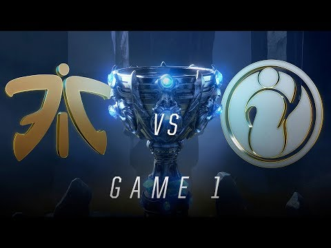 FNC vs IG   Finals Game 1   World Championship   Fnatic vs Invictus Gaming (2018)