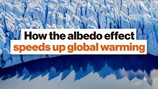 Arctic amplification: How the albedo effect speeds up global warming | Jon Gertner