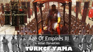 Age of Empires 3 Asian Dynasties Türkçe Yama