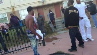 Baton Rouge Gang Fight