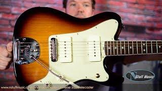 Ivan Barrera at Fender® Mexico   Fender