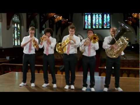 Flight of the Bumblebee - Canadian Brass