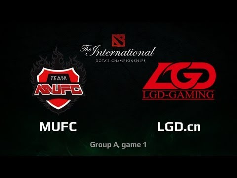 LGD.cn vs MUFC, Group A, game 1