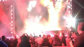 Benson Henderson Walkout at Bellator 208