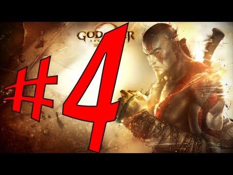 God Of War : Ascension - Parte 4: Batalhas Épicas Na Ilha De Delos [ Playthrough Em Pt-br ] video