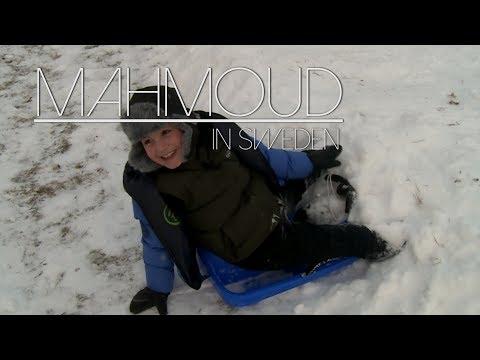 Mahmoud in Sweden