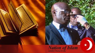 Video: Must I follow the Quran to be Saved? - Leo Muhammad (NOI)