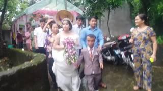 Đám cưới Chú Lùn và Bạch Tuyết - Lên xe Hoa
