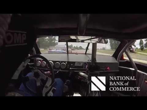 Rains Racing at Road Atlanta with National Bank of Commerce