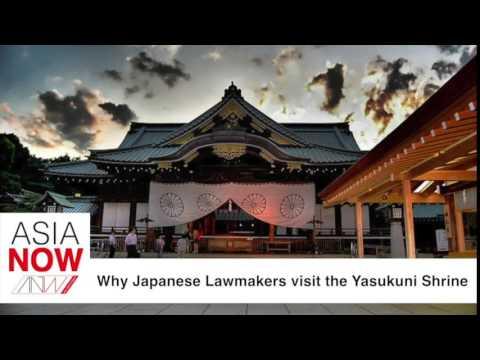 Why Japanese Lawmakers visit the Yasukuni Shrine