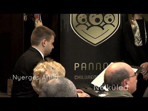 Nyerges Attila: Nélküled PTE Pannon Gyermekkar