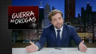 GREG NEWS com Gregório Duvivier   GUERRA ÀS DROGAS