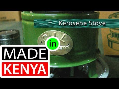 Made In Kenya - Season 1 - Crystal Industries - Kerosene Stove