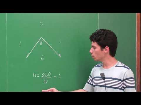 Reflexão em Espelhos Planos | Vídeo Aulas de Física Online Grátis