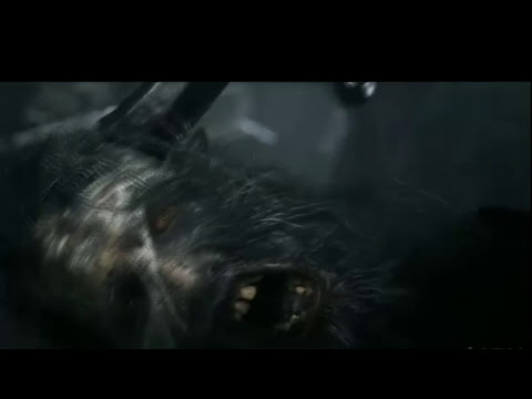 Bloodborne Trailer Announcement Trailer (From Software) Playstation 4 E3 2014