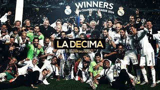 Real Madrid 2014 - THE MOVIE - La Décima