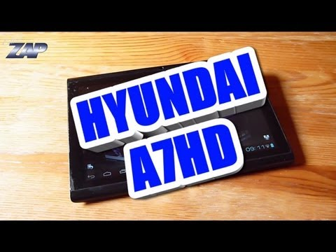 Hyundai A7HD Android Ice Cream Sandwich  7