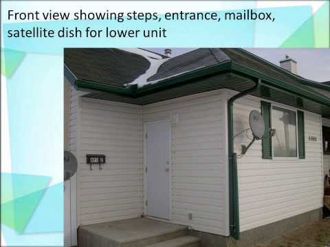 Duplex 1500 SF Rental Unit in Taber, AB