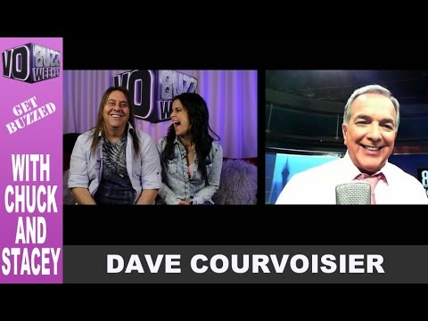 KLAS News Anchor Dave Courvoisier on VO Buzz Weekly Ep.115