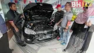 PROTON Saga baharu RM36,800-RM45,800