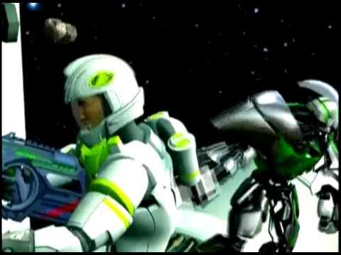 Max Steel Misiones Turbo: Invasión N-tek: En El Espacio