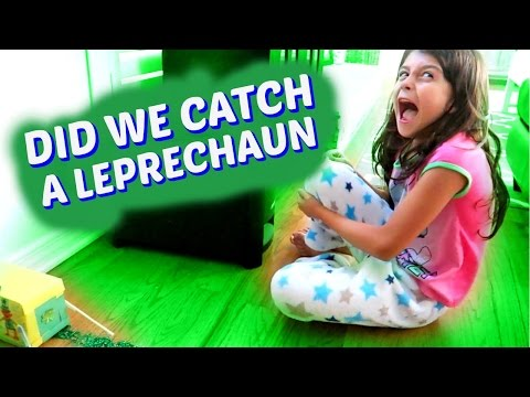 🍀 DO WE CATCH A LEPRECHAUN? 🍀 HIDDEN MESSAGE TO OUR  HUGE NEWS CAN YOU FIGURE IT OUT?