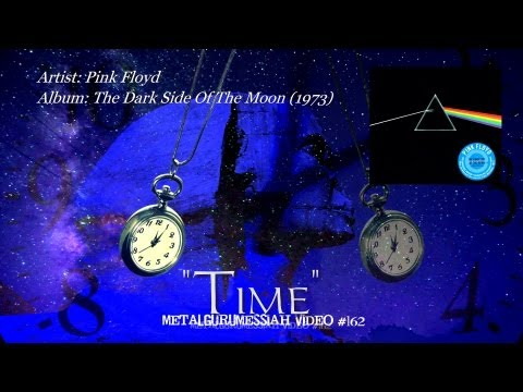 Pink Floyd - Time (1973) [2011 Remastered Audio/1080p HD Video/CC Lyrics]